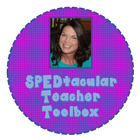 SPEDtacular Teacher Toolbox