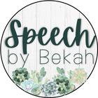 Speech by Bekah