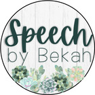 Speech by Bekah