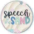 Speech in the Sand