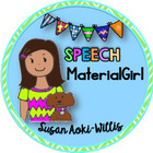 Speech MaterialGirl