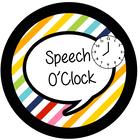 Speech O'Clock