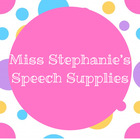 Speech with Miss Stephanie
