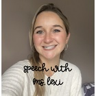 Speech with Ms Lexi
