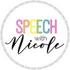 Speech with Nicole