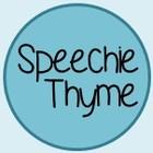 Speechie Thyme