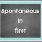 Spontaneous in First