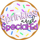 Sprinkles and Special Ed