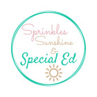 Sprinkles Sunshine and Special Ed