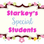 Starkey's Special Students