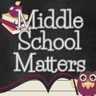 Stephanie Hulbert from Middle School Matters Blog