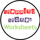 Stepping Stones Worksheets