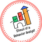 Stimuli of a Behavior Analyst