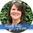 Straight Outta Class - - Melissa Castillo