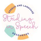 Striding in Speech - Amber Kuckelman