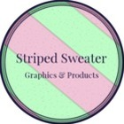 Striped Sweater Graphics and Products