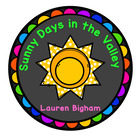 Sunny Days in the Valley - Lauren Bigham
