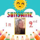 Sunshine in 2nd