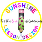 Sunshine Lesson Design