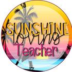 Sunshine Loving Teacher