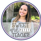 Sweet and Petite Teacher