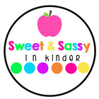 Sweet and Sassy in Kinder