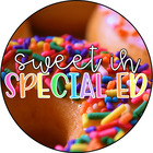 Sweet in Special Ed