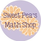 Sweet Pea's Math Shop
