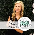 Sweetest Teacher- Mrs Dessert