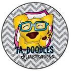 Ta-Doodles Illustrations