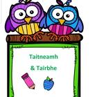 Taitneamh agus Tairbhe