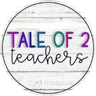 Tale of 2 Teachers Blog