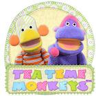 Tea Time Monkeys