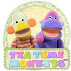 Tea Time Monkeys Spanish