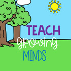 Teach Growing Minds - Courtney Cox