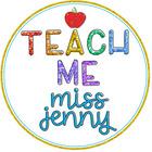 Teach Me Miss Jenny