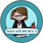 Teach With Me Mrs G