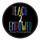 Teach2Empower