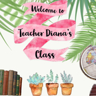 Teacher Diana's Designs