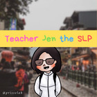 Teacher Jen the SLP