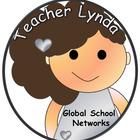 Teacher Lynda at Global School Networks