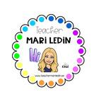 Teacher Mari Ledin