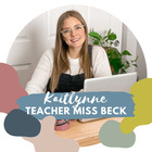 Teacher Miss Beck