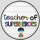Teacher of Superheroes