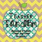 Teacher Tandem