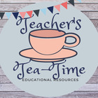 Teacher's Tea Time