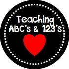 Teaching ABC's 123's
