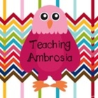 Teaching Ambrosia