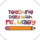 Teaching Daily with Ms Haley