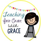 Teaching First Grade with Grace